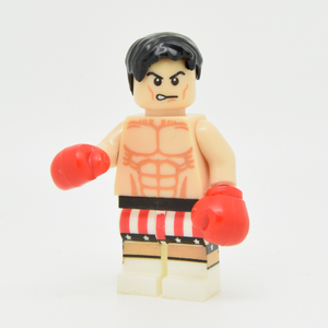 Custom Minifigure - based on the character Rocky