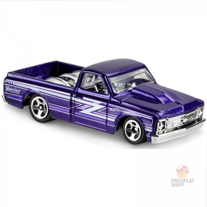 Hot Wheels - 67 CHEVY C10 - DTX73