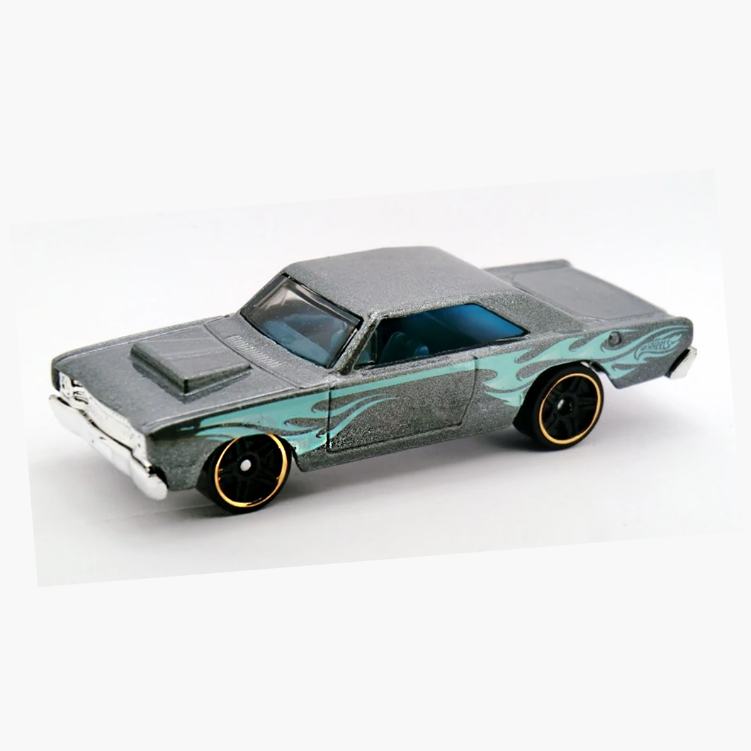 Hot Wheels - '68 Dodge Charger - BFD90 (RARE)