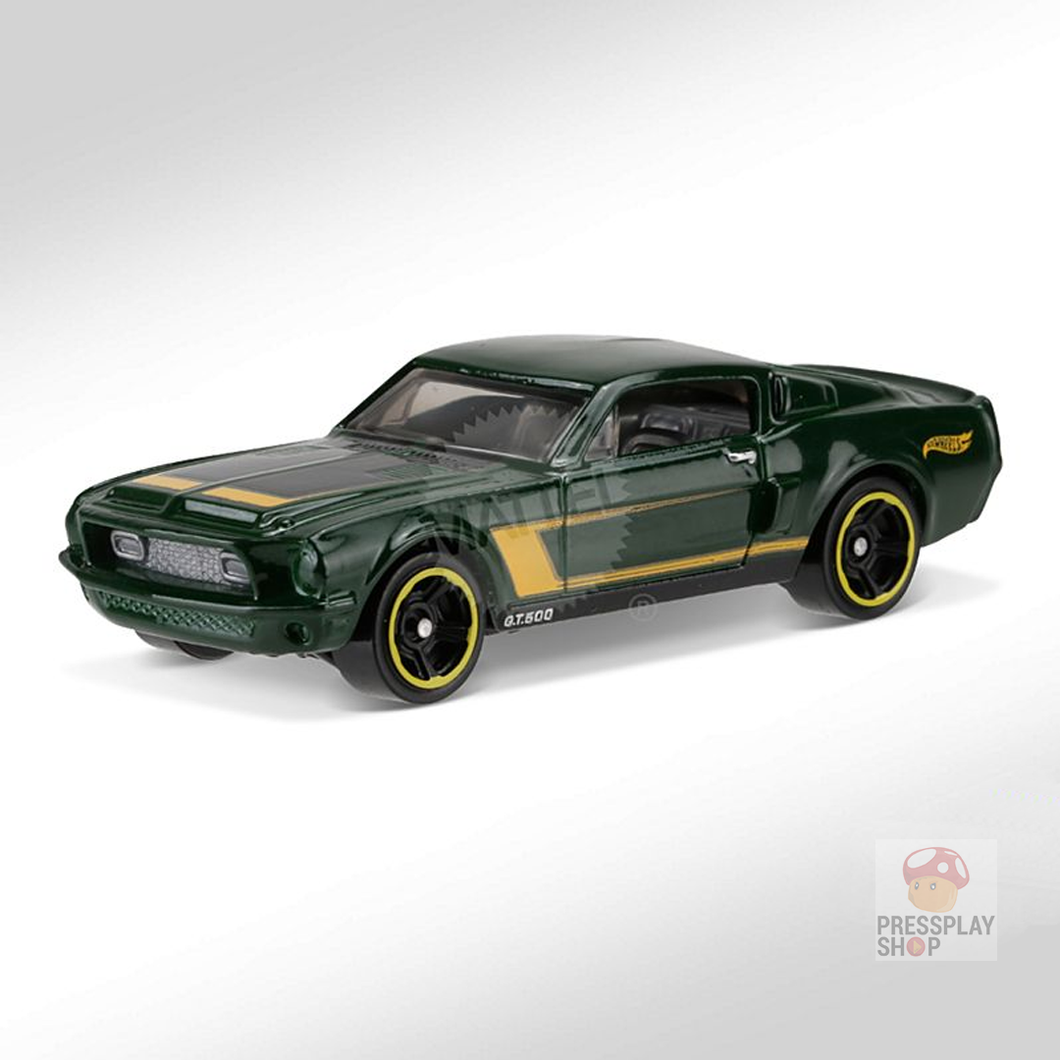 Hot Wheels - '68 Shelby GT500 - DHR20