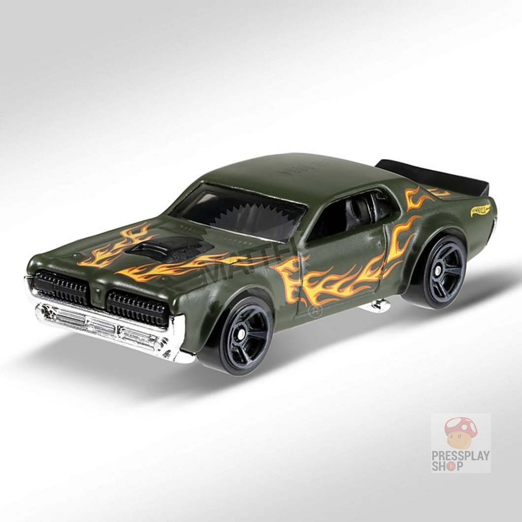 Hot Wheels - '68 Mercury Cougar - FYC37