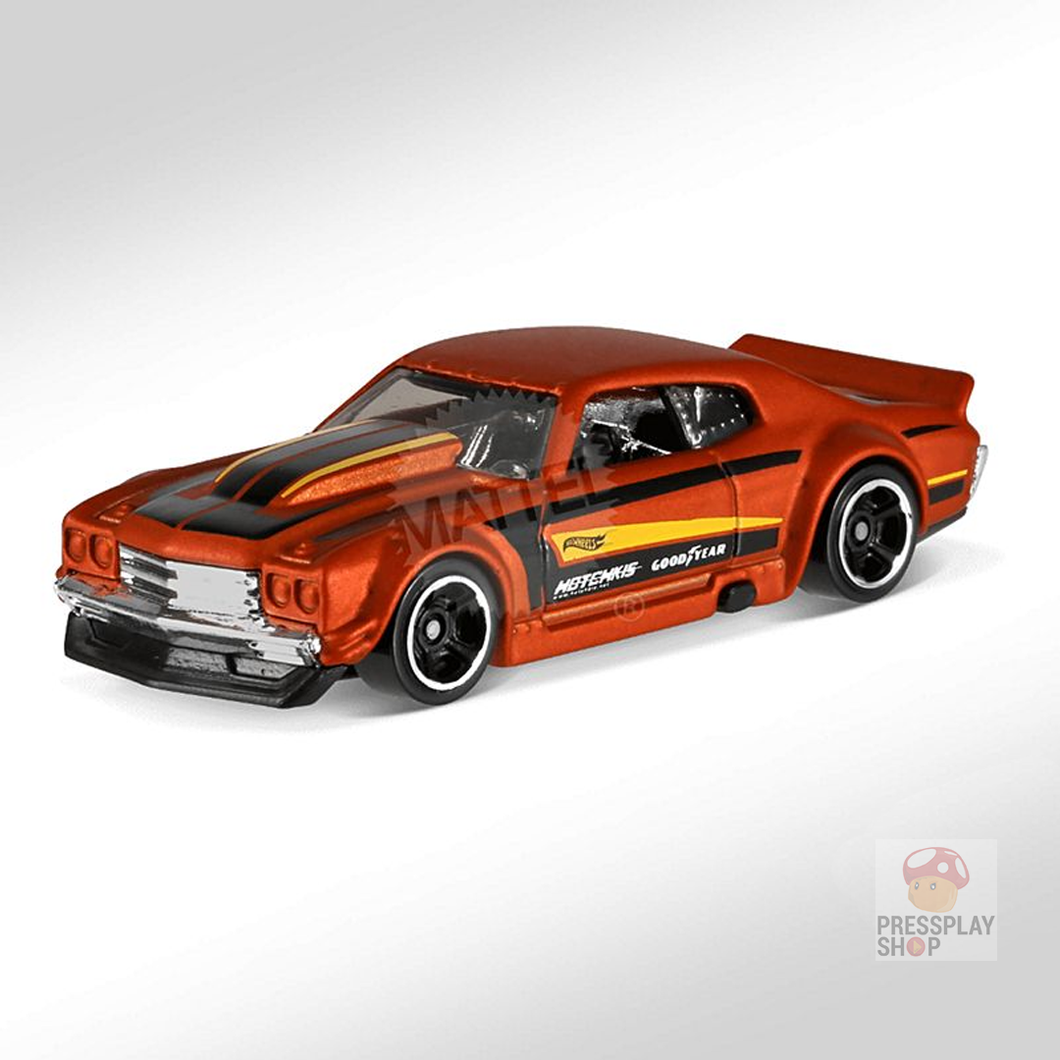 Hot Wheels - '70 Chevy Chevelle - DTY81