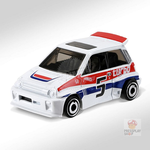 Hot Wheels - '85 Honda City Turbo II (New Casting!) - FJV43