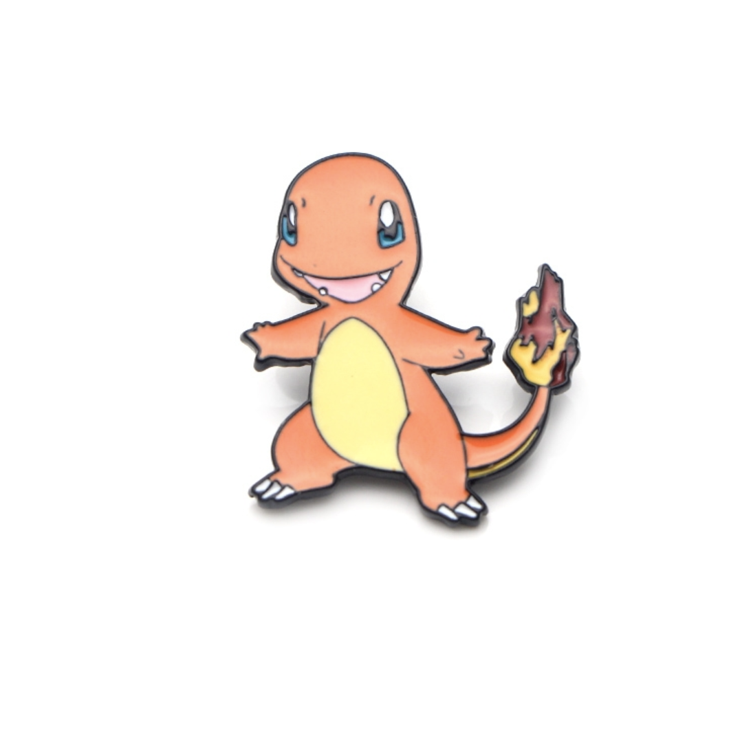 Smart Pins - Charmander Pin Badge