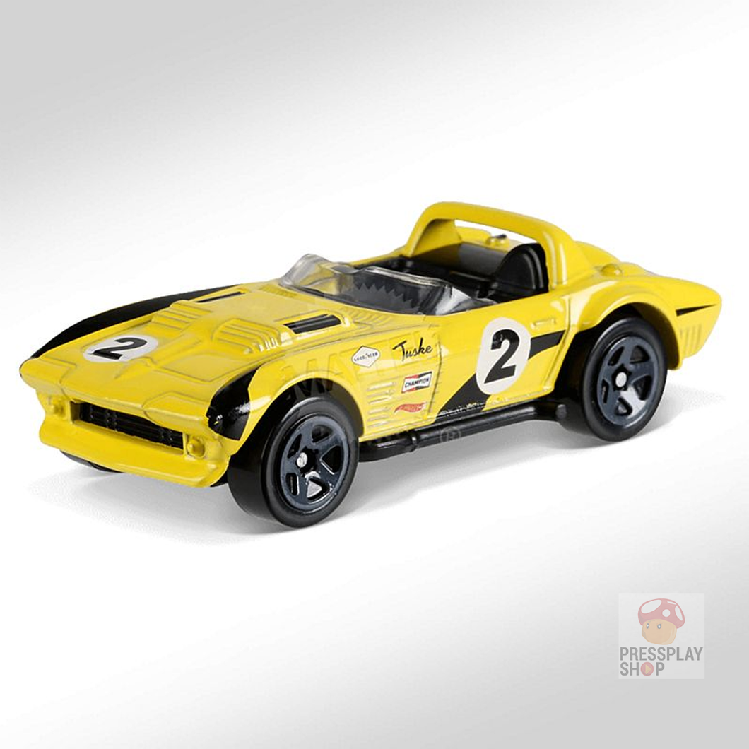 Hot Wheels - Corvette® Grand Sport Roadster - FYC55