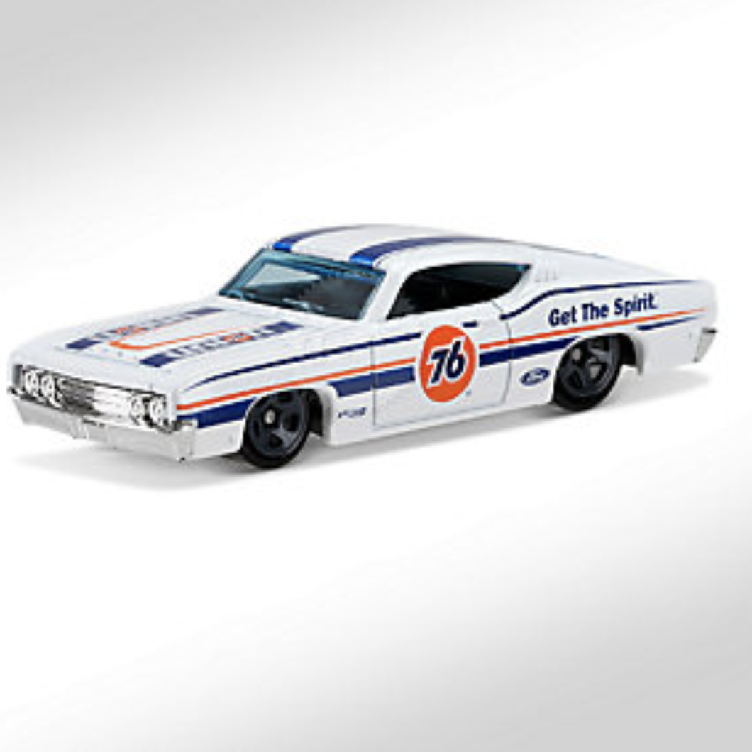 Hot Wheels - '66 Ford Torino Talladega - DHR79