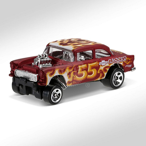 Hot Wheels - '55 Chevy Bel Air Gasser - DTX80