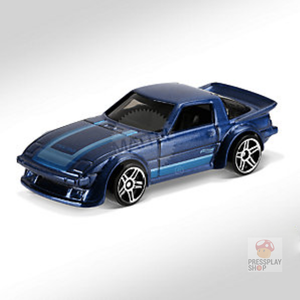 Hot Wheels - '95 Mazda RX-7 (New Casting!) - DVB01