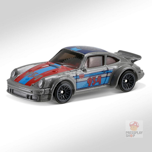 Hot Wheels - Porsche 934 Turbo Rsr - DTY84