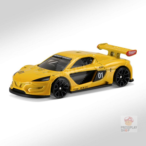 Hot Wheels - Renault Sport R.S. 01 (New Casting!) - DHP01