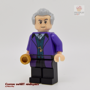 Custom Minifigure - based on the character of Doctor Who
