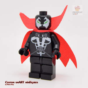 Custom Minifigure - based on the character Spawn