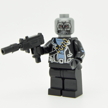 Load image into Gallery viewer, Minifigure - based on the character Terminator