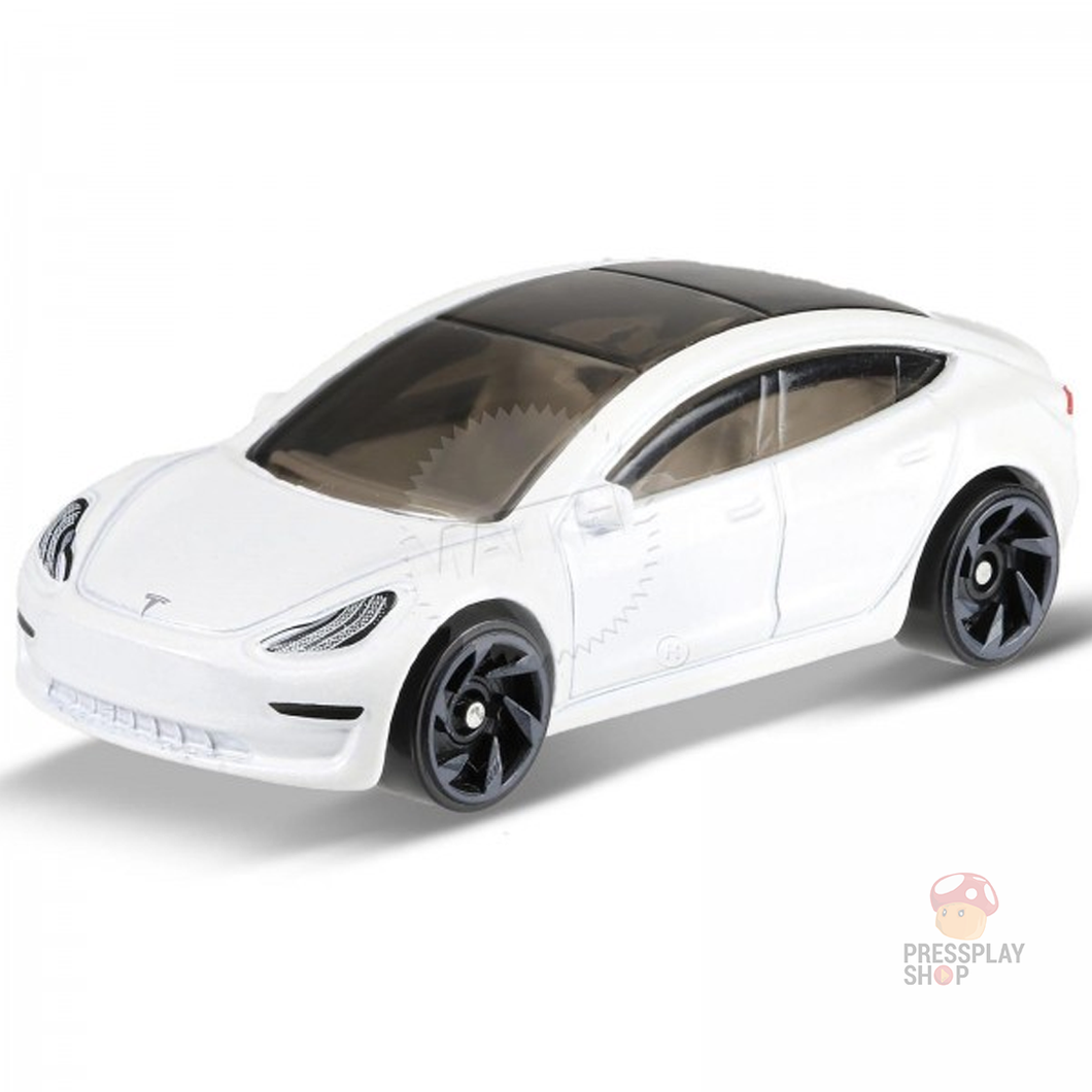 Hot Wheels - Tesla Model 3 - FYB50
