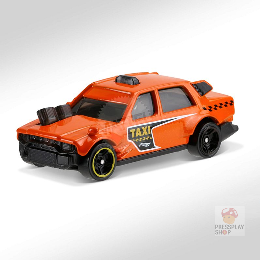 Hot Wheels - Time Attaxi - DVC31