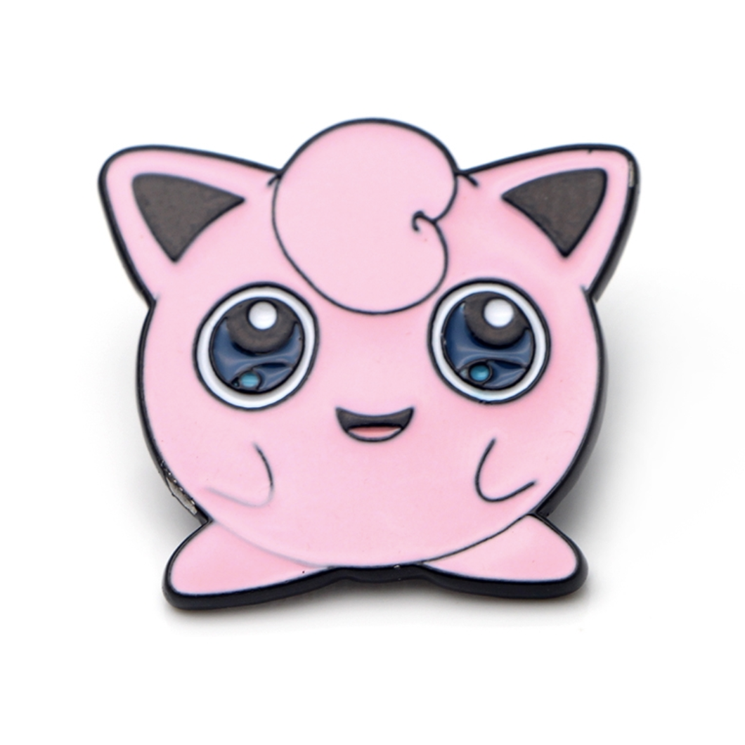 Smart Pins - Jigglypuff Pin Badge