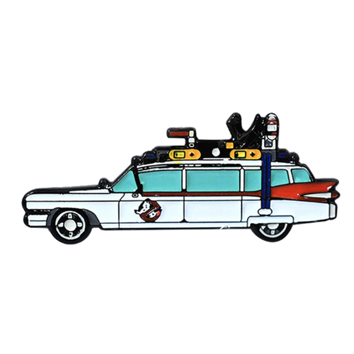 Smart Pins - Limited Edition Ghostbusters Enamel Pin Badge Brooch