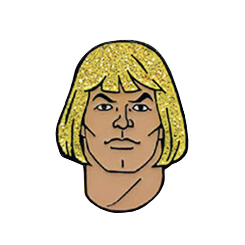 Smart Pins - Limited Edition HE-MAN Enamel Pin Badge Brooch