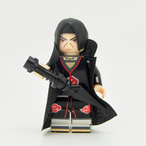 Custom Minifigure - based on the character of Itachi Uchiha (Naruto)