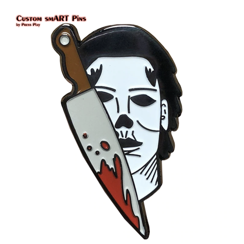 Smart Pins - Michael Myers Pin Badge