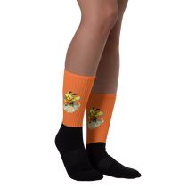 Load image into Gallery viewer, Socks - Pika Goku by Zaalunna