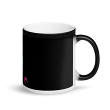 Load image into Gallery viewer, Matte Black Magic Mug - Zaalunna