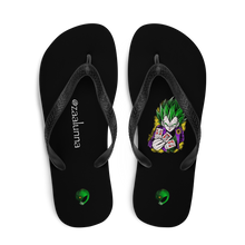 Load image into Gallery viewer, Flip-Flops - Joker Prince of all Sayan's by Zaalunna