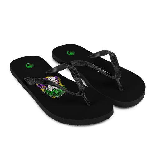 Flip-Flops - Joker Prince of all Sayan's by Zaalunna