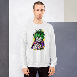 Sweatshirt - Joker Prince of all Sayan's  by Zaalunna