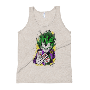 Unisex Tank Top - Joker Prince of all Sayan's by Zaalunna