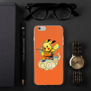 iPhone Case - Pika Goku by Zaalunna