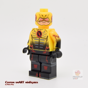Custom Minifigure - based on the character Reverse-Flash