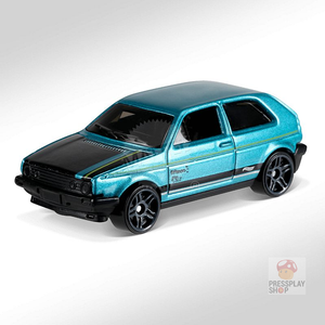 Hot Wheels - Volkswagen Golf MK2 - FYD60