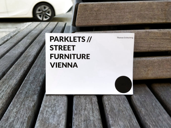 Parklets // Street Furniture Vienna