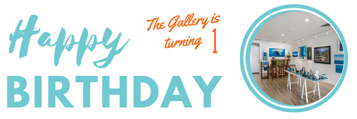 The Gallery Turns One!