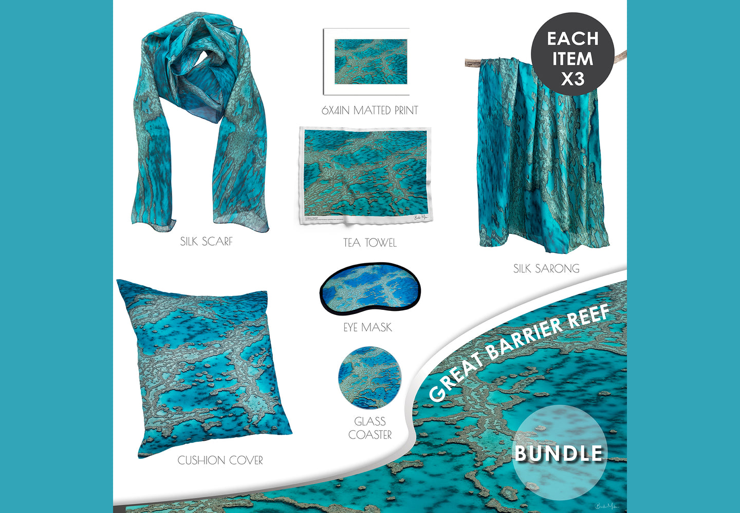 Wholesale Great Barrier Reef Bundle