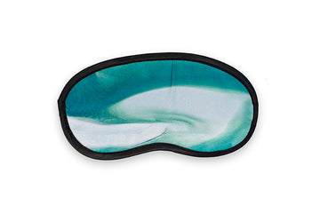 Eye Mask 'Hill Inlet' Print