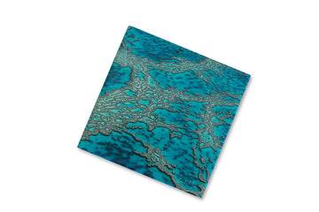 Ceramic Tile - Coral Veins