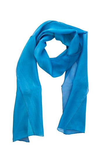 Silk Scarf Whitsunday Whirlpool