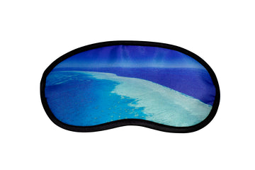 Eye Mask 'Reef Vista' Print