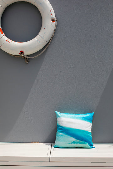 Cushion Cover - Hill Inlet Print