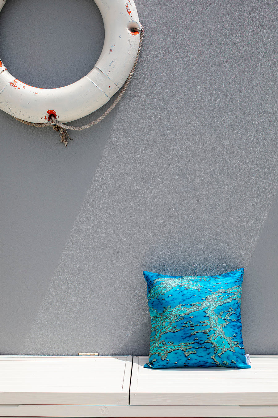 Cushion Cover  Great Barrier Reef Print