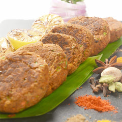 Vegetables Shammi Kabab