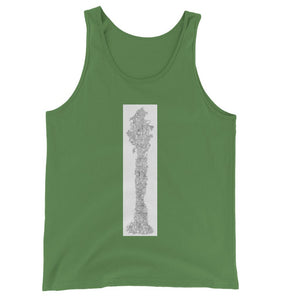 Space Elevator Jersey Tank Top
