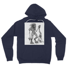 Load image into Gallery viewer, Vorpal Fleece Pullover Hoodie