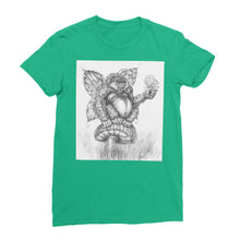 Load image into Gallery viewer, Pickles (The Fairy-Gorilla) Womens T-Shirt