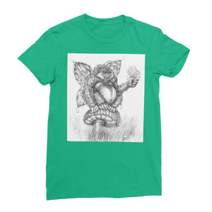 Pickles (The Fairy-Gorilla) Womens T-Shirt