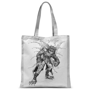 McChitters Sublimation Tote Bag