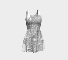 Load image into Gallery viewer, Space Elevator Flare Dress