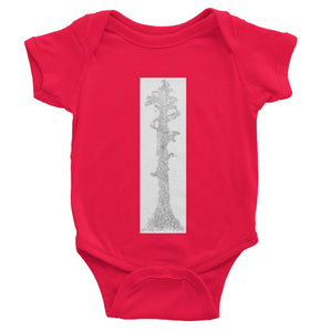 Sky Tree Baby Bodysuit